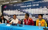 """HLV Trương Quốc Tuấn: """"Nữ Việt Nam đã rút ngắn khoảng cách với Thái Lan"""""""