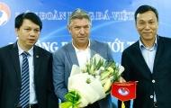 VFF sắp gia hạn hợp đồng với GĐKT Jurgen Gede