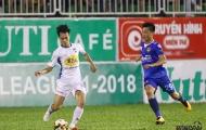 """Điểm tin bóng đá Việt Nam tối 1/07: HAGL """"cầm vàng lại để vàng rơi"""" tại Tam Kỳ"""