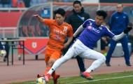 HLV Shandong Luneng thừa nhận đã gặp khó khăn trước Hà Nội