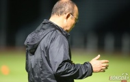HLV Park Hang-seo có hành động lạ; Xuân Trường tự tin trước trận gặp Thái Lan