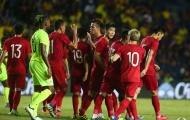 'ĐT Việt Nam chơi như thế rất tốt, là tín hiệu của sự trưởng thành'