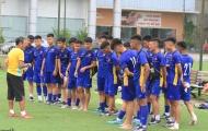 U15 Việt Nam quyết tâm vào chung kết giải U15 Đông Nam Á