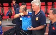 HLV Park Hang-seo rưng rưng nước mắt khi gặp lại 'phù thủy' Guus Hiddink