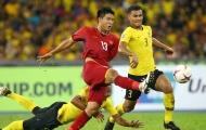Trung vệ Malaysia: 'Chúng tôi sẽ có điểm khi gặp ĐT Việt Nam'