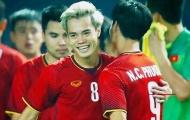 Hàng công ĐT Việt Nam đấu Malaysia: Công Phượng dự bị cho Văn Toàn, Trọng Hùng?