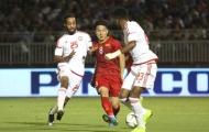 Chuyên gia Việt nhận xét thế nào về màn thể hiện của U22 Việt Nam trước U22 UAE?