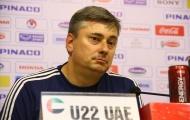 HLV UAE: 'U22 Việt Nam khiến chúng tôi gặp nhiều khó khăn'