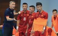 ĐT Việt Nam rơi vào bảng đấu khó khăn tại giải Futsal Đông Nam Á 2019