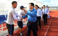 Quả bóng vàng 2008 dẫn dắt U21 Việt Nam đấu đội bóng trẻ châu Âu