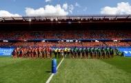 'Cơn lốc màu da cam' phiên bản nữ giành vé vào vòng 1/8 World Cup