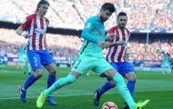 Hậu vệ Atletico thừa nhận là 'fan bự' của Pique