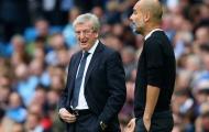 5 điểm nhấn Crystal Palace 0-0 Man City: Roy Hodgson 'bắt bài' Pep Guardiola