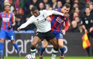 TRỰC TIẾP Crystal Palace 1-2 Liverpool: Kết thúc