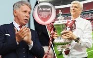 Ông chủ Arsenal nói gì về người thay thế Wenger?