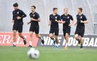 Croatia tập luyện cật lực, sẵn sàng cho World Cup