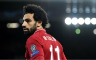 8 cầu thủ chạy nhanh nhất Liverpool: Mohamed Salah thua 5 cái tên