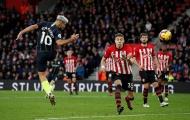 Diệt gọn Southampton trong hiệp một; Man City gửi lời tuyên chiến đến Liverpool