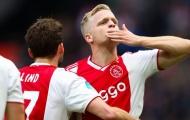 Van de Beek có thể quyết định tương lai ở M.U sau trận gặp Villarreal