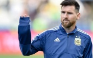 Liên đoàn bóng đá châu Âu mời Argentina dự Nations League?