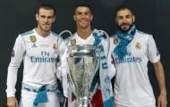 BBC tan rã và sự tàn độc của Real Madrid