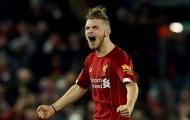 Elliott: 'Ở Liverpool khi CLB vô địch, đó là giấc mơ của mọi cậu bé'