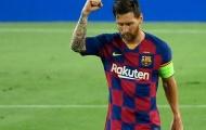 Động thái mới nhất của Man City, ngầm khẳng định chủ quyền với Messi?