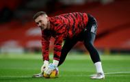 Man Utd sa sút, Saha khuyên Ole cân nhắc 1 điều về Dean Henderson