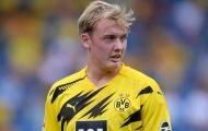 XONG! Giám đốc Dortmund xác nhận, rõ vụ Arsenal theo đuổi Brandt