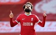 Liverpool rút gọn danh sách 4 mục tiêu thay thế Mohamed Salah