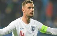 Gareth Southgate nêu lý do chọn đội trưởng Liverpool đá EURO
