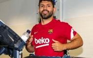 Barca tiếp tục nhận cú hích về mặt lực lượng