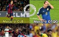 """Ảnh chế: Ronaldo và Messi chỉ đáng """"xách dép"""" cho Neymar"""