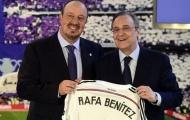 Benitez ở Bernabeu: Được yêu hay không không quan trọng