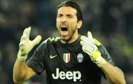 """Buffon hóa """"người nhện"""", níu giữ hy vọng cho Juventus"""