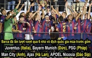 Ảnh chế: Vô địch Champions League, Barca vượt qua 6 nhà vô địch
