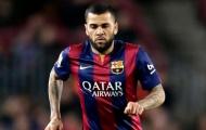 Alves đòi lương khủng mới chịu tới AC Milan