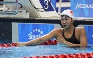 Bơi lội: Ánh Viên tiếp tục lép vế ở nội dung 50m