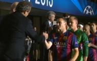 Vermaelen bị chế nhạo vì vô địch Champions League