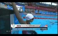 Ánh Viên về nhì tại vòng loại 200m tự do