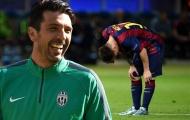 QBV 2015: Buffon sẽ hạ bệ Messi