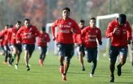 Sao Arsenal đã sẵn sàng đưa Chile đến ngôi vô địch
