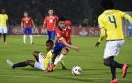 Dàn sao châu Âu giúp Chile khởi đầu Copa America ấn tượng