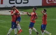 """Dàn """"sao"""" châu Âu lấy 3 điểm cho Chile"""