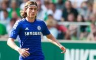 "Filipe Luis ""mắc kẹt"" ở Chelsea"