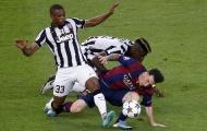 Lionel Messi chê bai lối đá thô bạo của Uruguay!
