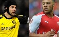 Chiêu độc của Mourinho: Muốn nhả Cech, phải có Ox-Chamberlain