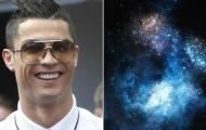 Điểm tin hậu trường 18/06: Cristiano Ronaldo chính thức có mặt ngoài vũ trụ