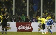 Neymar thừa nhận có lỗi dẫn đến bị phạt thẻ đỏ
