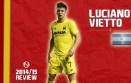 Luciano Vietto – Sao trẻ đang hot của làng túc cầu